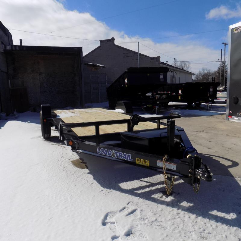 "New Load Trail 83"" x 15' Tilt Deck Trailer for Sale"