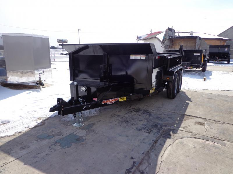 New DuraDump 7' x 12' Dump Trailer for Sale