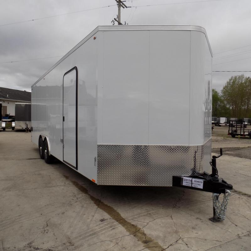 New Legend Cyclone 8.5' x 26' Enclosed Car Hauler For Sale