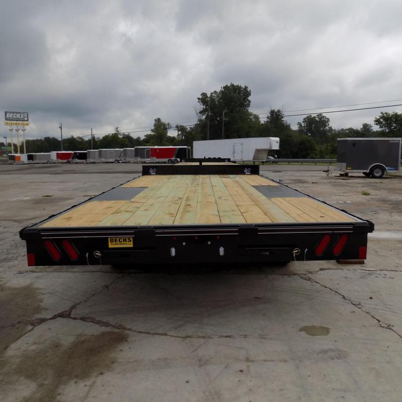 "Diamond C Trailers 102"" x 18' Deckover Equipment Trailer For Sale"