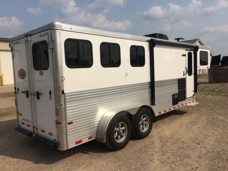 New Sundowner Trailers Santa Fe Living Quarter 6905 3H