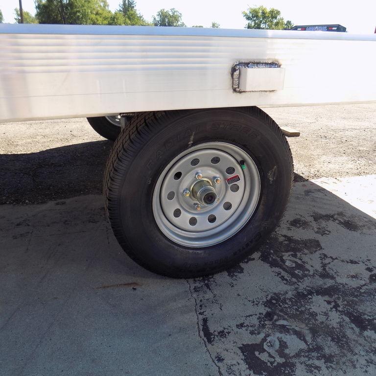 New Legend ATV Master 7' x 12' Aluminum Trailer for Sale