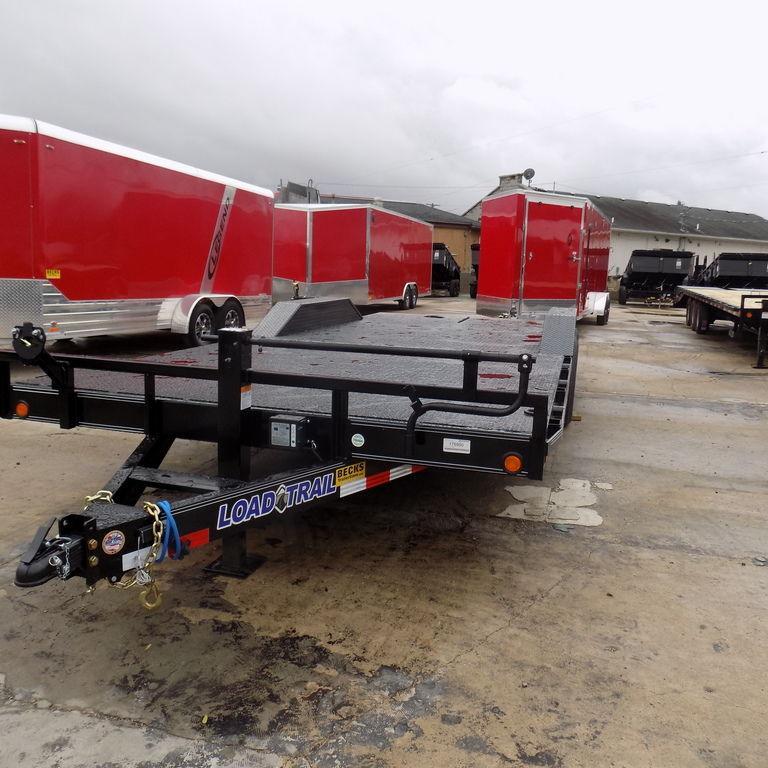 "New Load Trail CH14 102"" x 20' Open Car Hauler"
