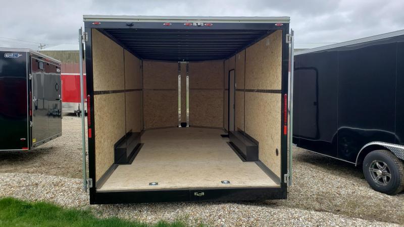 New Legend Cyclone 8.5' x 20' Enclosed Cargo/Contractor Trailer