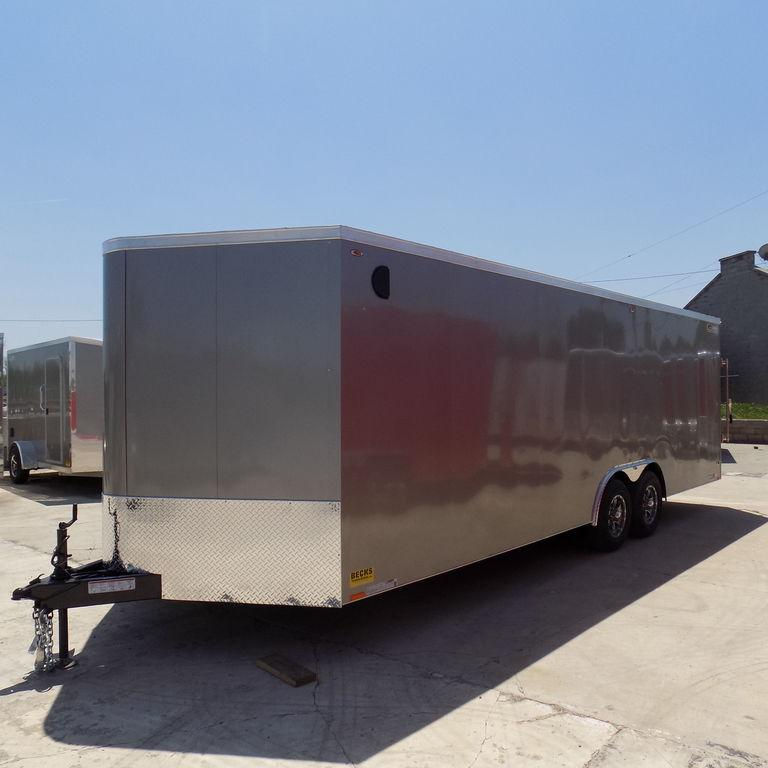 New Legend Cyclone 8.5' x 26' Enclosed Car Hauler For Sale