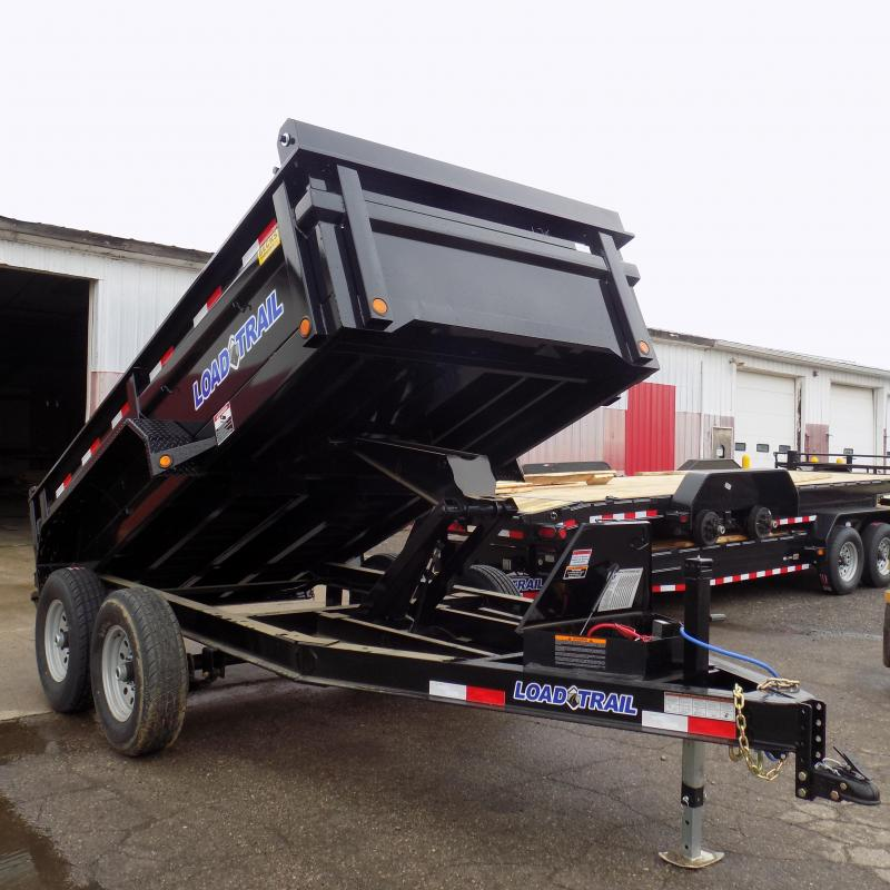 New Load Trail 6' x 12' Dump Trailer For Sale