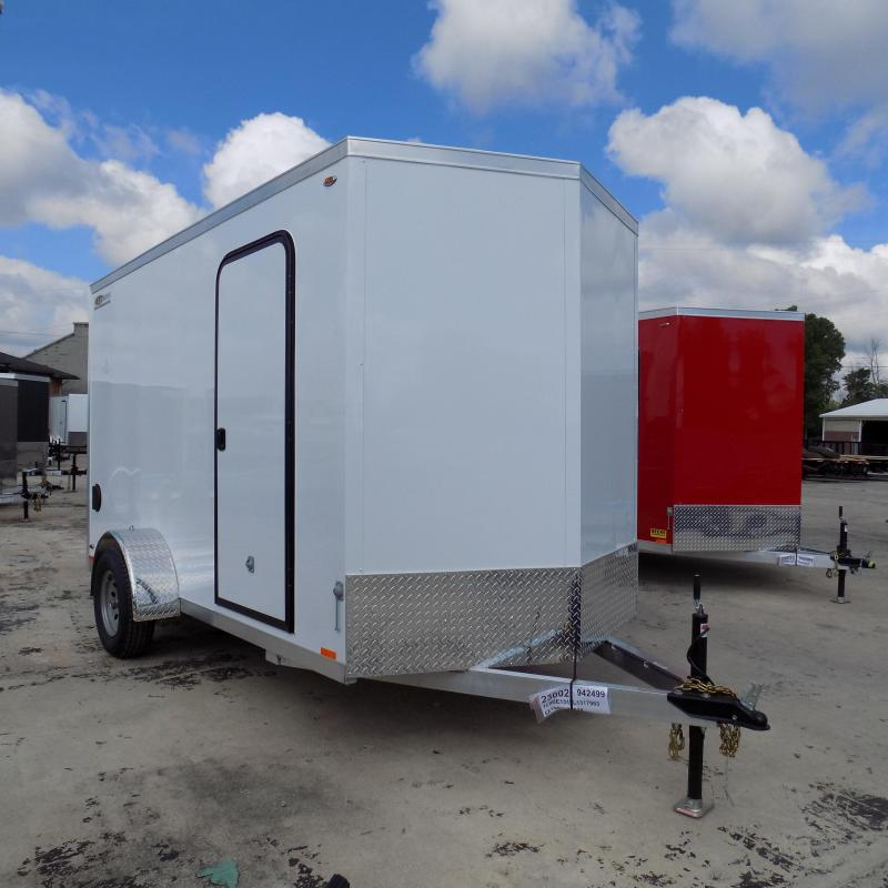 New Legend Thunder 6' x 13' Aluminum Enclosed Cargo Trailer for Sale