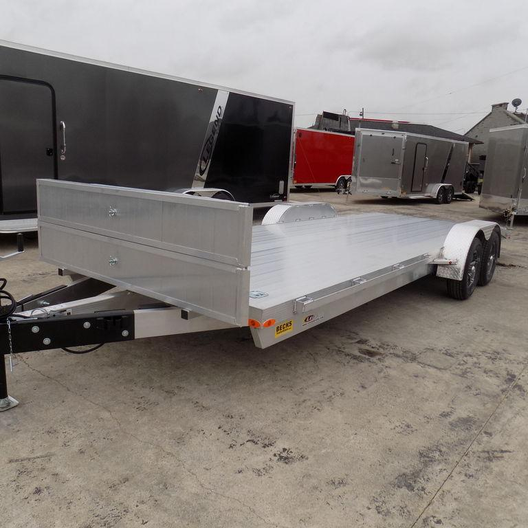 New Legend Trailers Aluminum Open Car Hauler in Ashburn, VA
