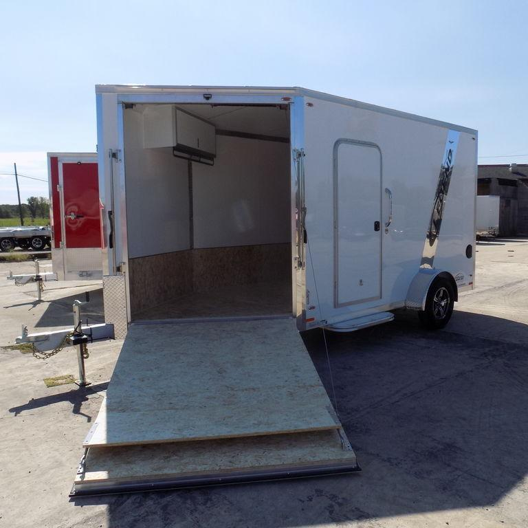 New Legend Trailers Explorer Snow/ATV 7X17ESA35- Payments $115/mo.