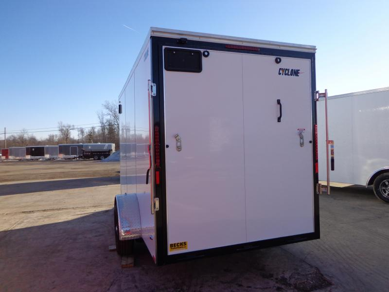 New Legend Cyclone 6' x13' Enclosed Cargo Trailer For Sale