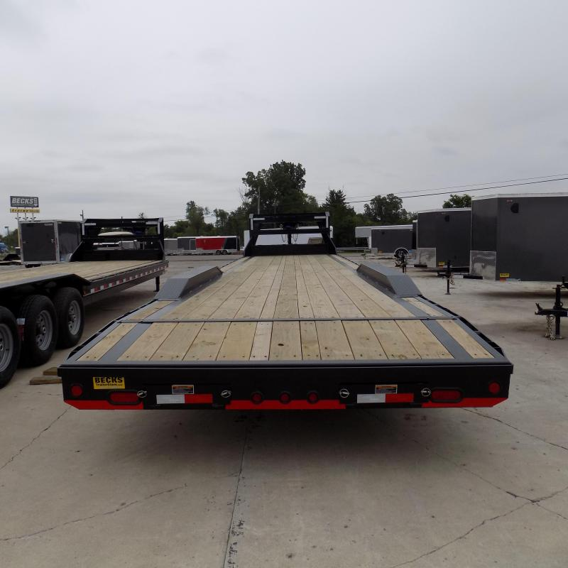 "New Load Trail 102"" x 36"" Gooseneck Car/Equipment Trailer for Sale"
