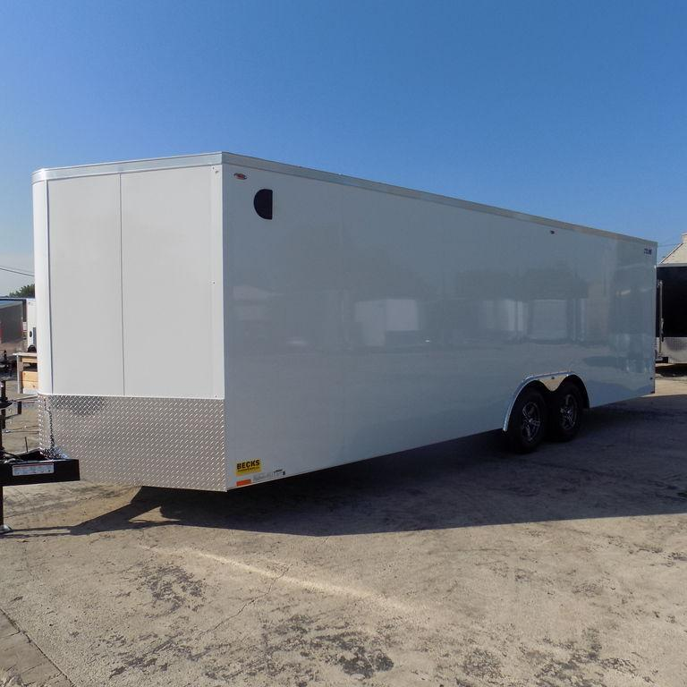 New Legend Cyclone 8.5' x 26' Enclosed Car Hauler / Cargo Trailer in Ashburn, VA
