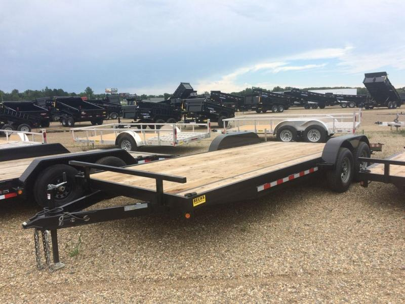 2018 Steel Open Car Hauler 80X20TA52