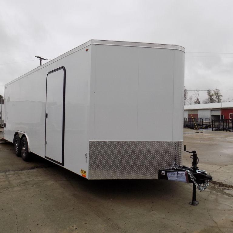 2018 Legend Trailers Legend Cyclone 8.5 Steel 8.5X24STVTA52