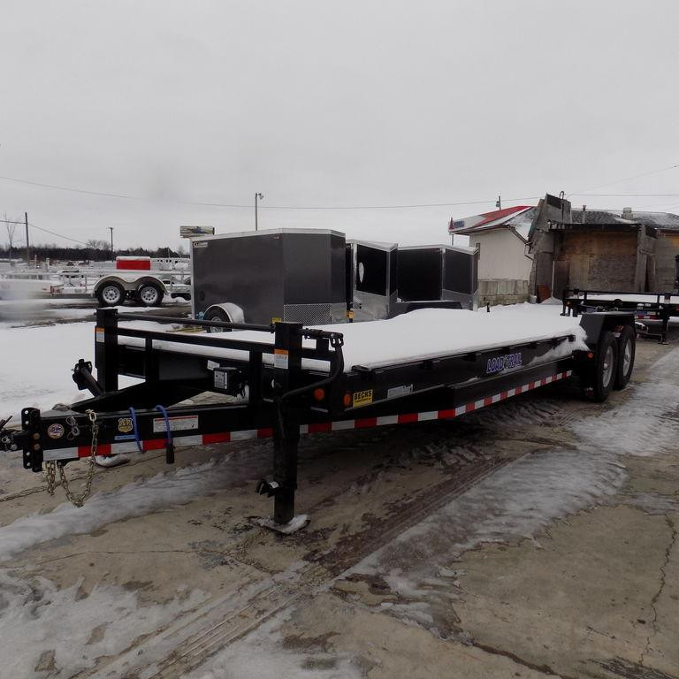 "New Load Trail CH14 83"" x 26' Open Car Hauler/Equipment Trailer for Sale"