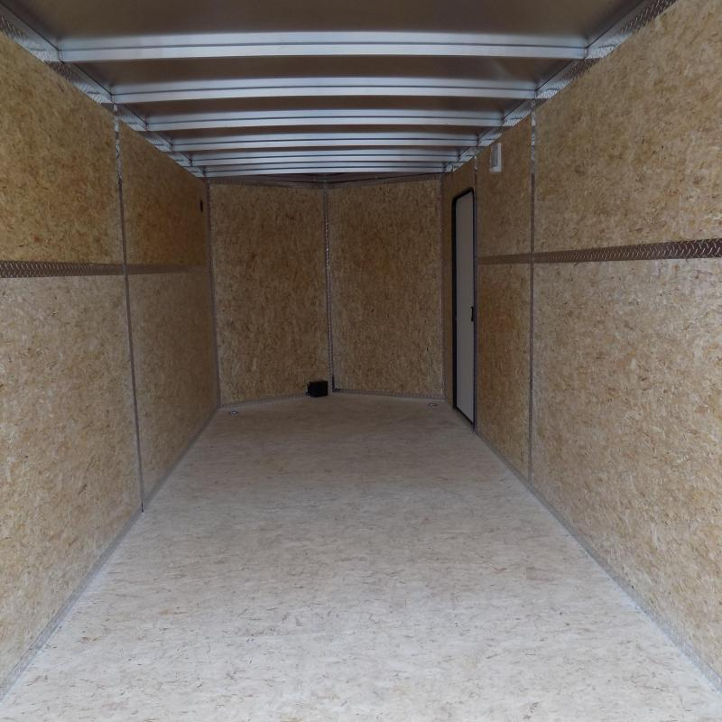 New Legend Trailers Thunder 7' x 18' Aluminum Enclosed Cargo Trailer For Sale