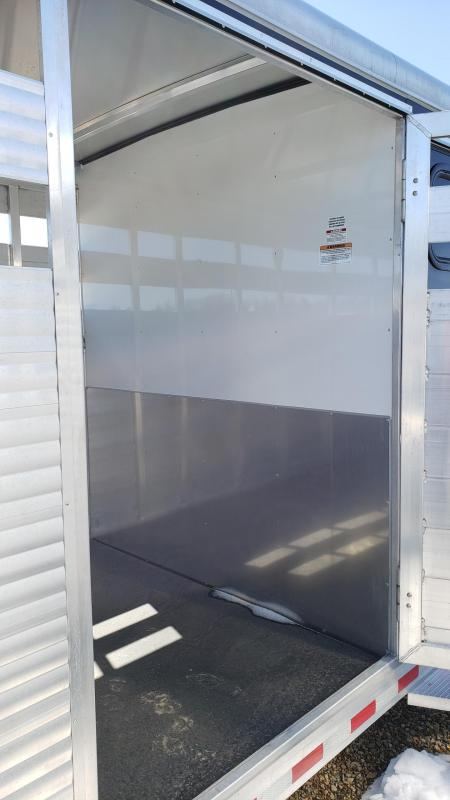 New Sundowner Rancher TR 20' Stock Combo Trailer with Tack Room