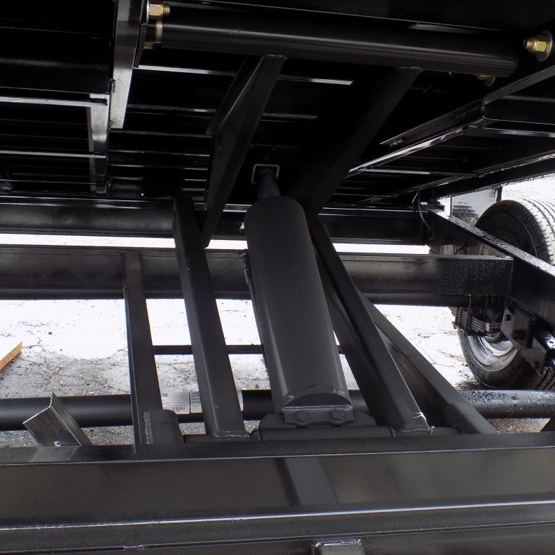 "New Big Tex 83"" x 12' Dump Trailer For Sale"