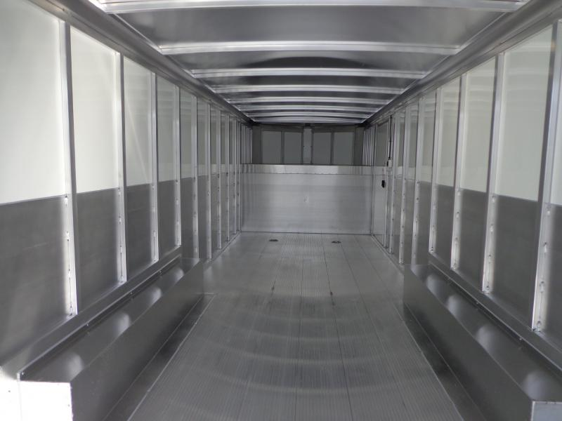 New Sundowner Trailers 24' Gooseneck Enclosed Cargo Trailer - 15K Weight Rating