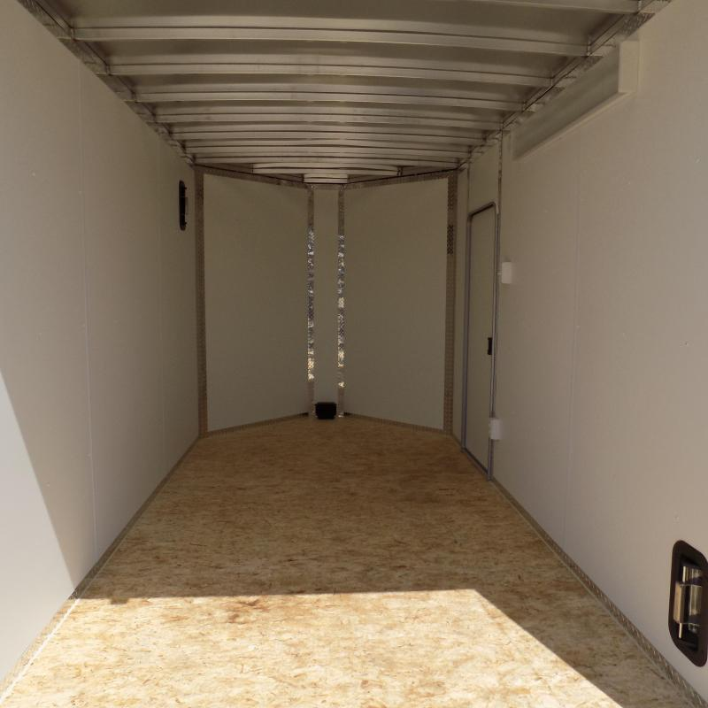 New Legend FTV 7' X 15' Aluminum Enclosed Trailer For Sale