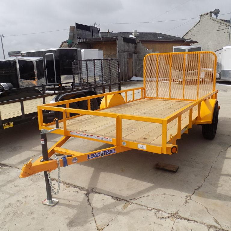 "New Load Trailer 77"" x 12' Utility Trailer - Payments $51/mo."