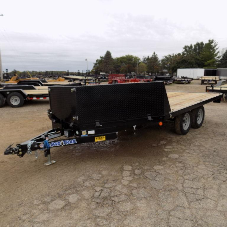 "New Load Trail 96"" x 16' Open ATV Trailer for Sale"