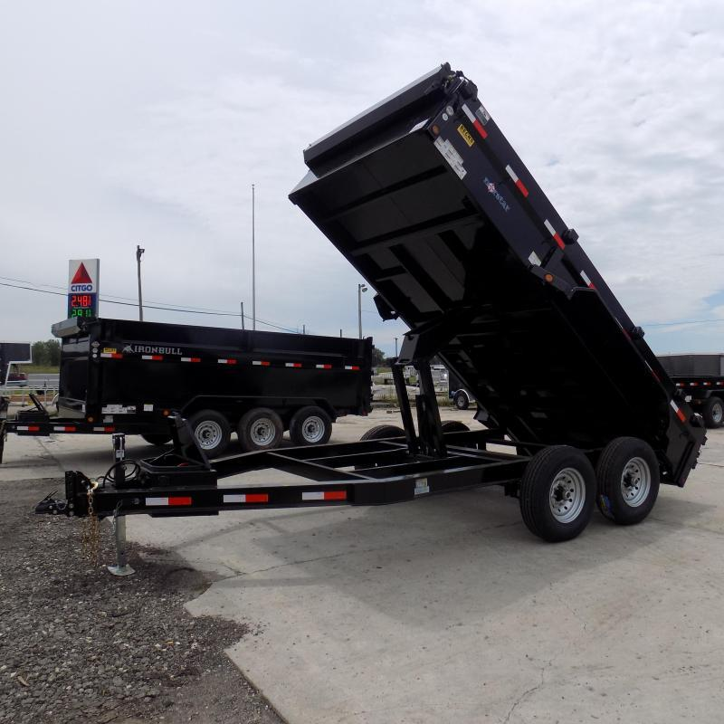 "New Norstar 83"" x 14' Dump Trailer For Sale"