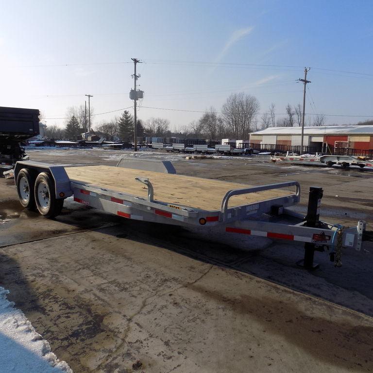 New Galvanized 83' x 20' Equipment Trailer For Sale in Ashburn, VA