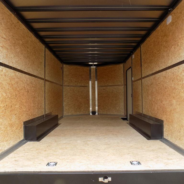 New Legend Cyclone 8.5' x 18' Enclosed Cargo Trailer For Sale