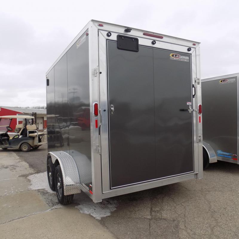New Legend FTV 7' x 15' Aluminum Enclosed Cargo Trailer For Sale