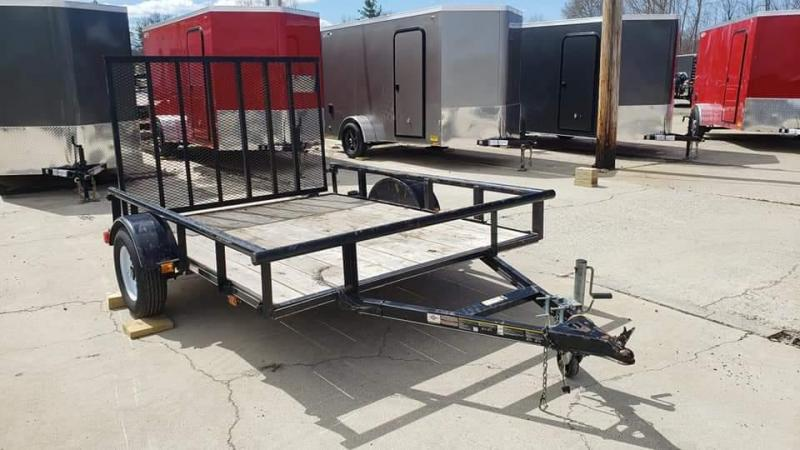 2017 Carry-On UT6X8SA031 Utility Trailer