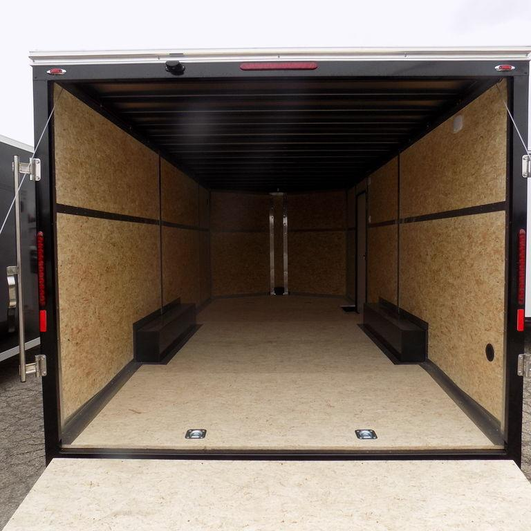 New Legend Cyclone 8.5' x 22' Enclosed Cargo Trailer CONTACT US FOR BEST DEAL GUARANTEE!