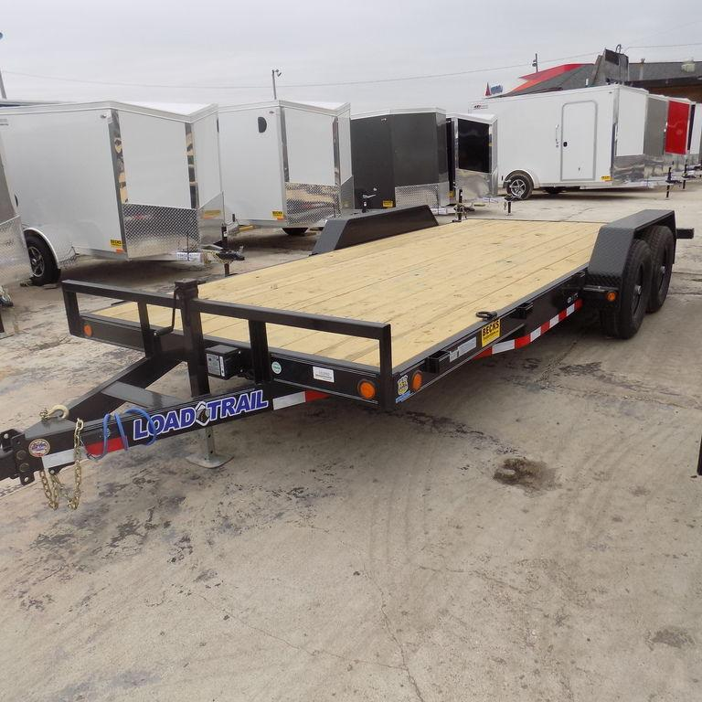 2018 Load Trail CH10 CH8318052 Open Car Hauler