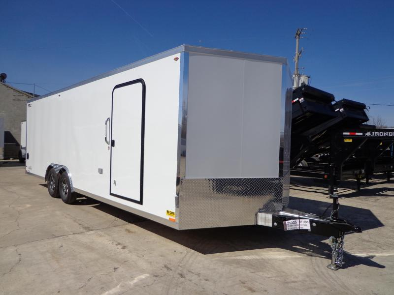 New Legend Explorer 8.5' x 26' Aluminum Car Hauler For Sale