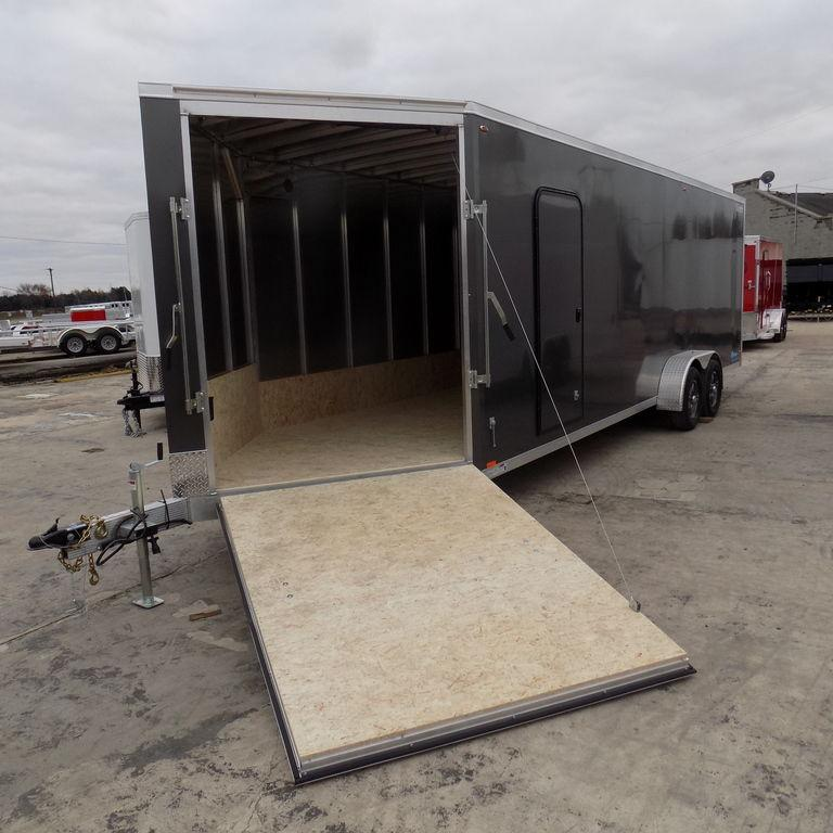 New Legend Thunder 7' x 29' Aluminum Snow / ATV Trailer For Sale - Payments $129/mo.