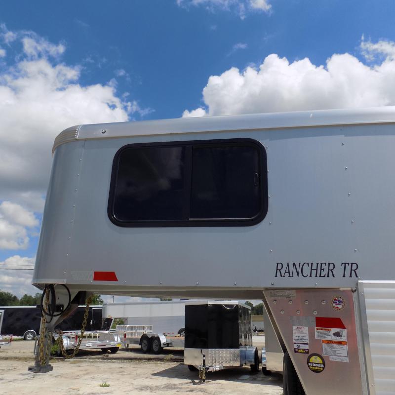 New Sundowner Trailers 28' Gooseneck Horse/Stock Combo Trailer With Tack Room