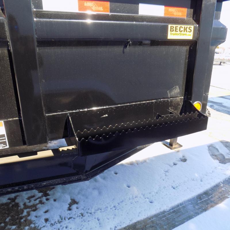"New Load Trail DT14 83"" x 14' Dump Trailer for Sale"