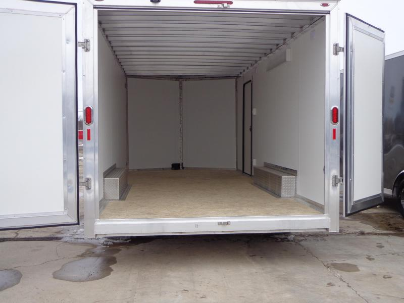 New Legend Explorer 8.5' x 22' Enclosed Cargo / Contractor Trailer For Sale
