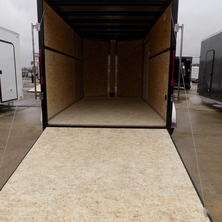New Legend Trailers Legend Cyclone 7' x 14' Enclosed Cargo Trailer