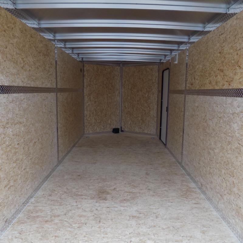 New Legend Trailers Thunder 7' x 18' Aluminum Enclosed Cargo Trailer For Sale