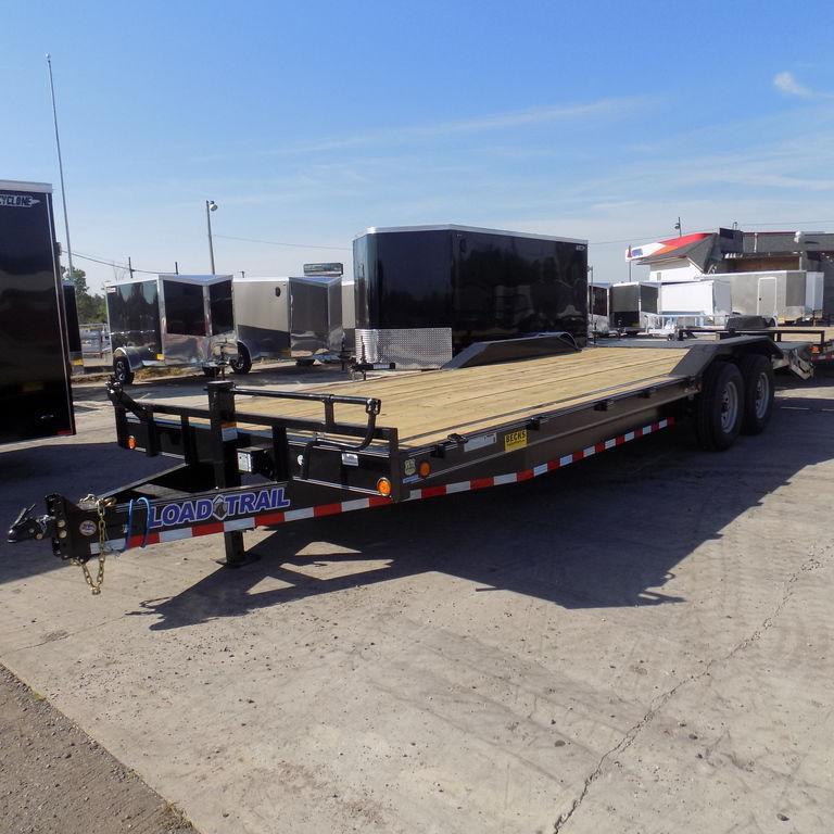 "New Load Trail 102"" x 24' Open Car Hauler"