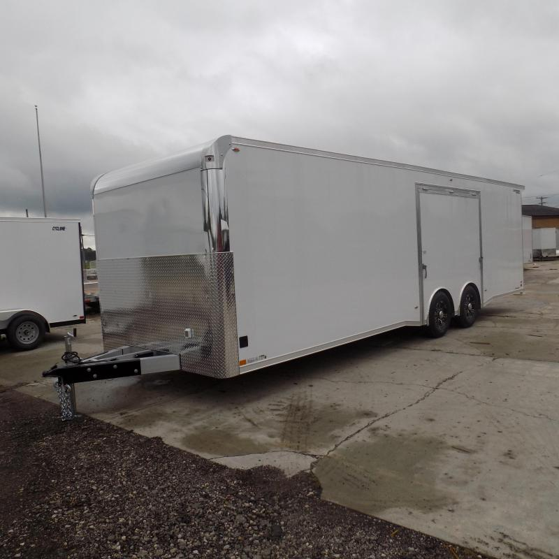 New Legend Trailmaster 8.5' x 28' Race Series Trailer With Escape Door