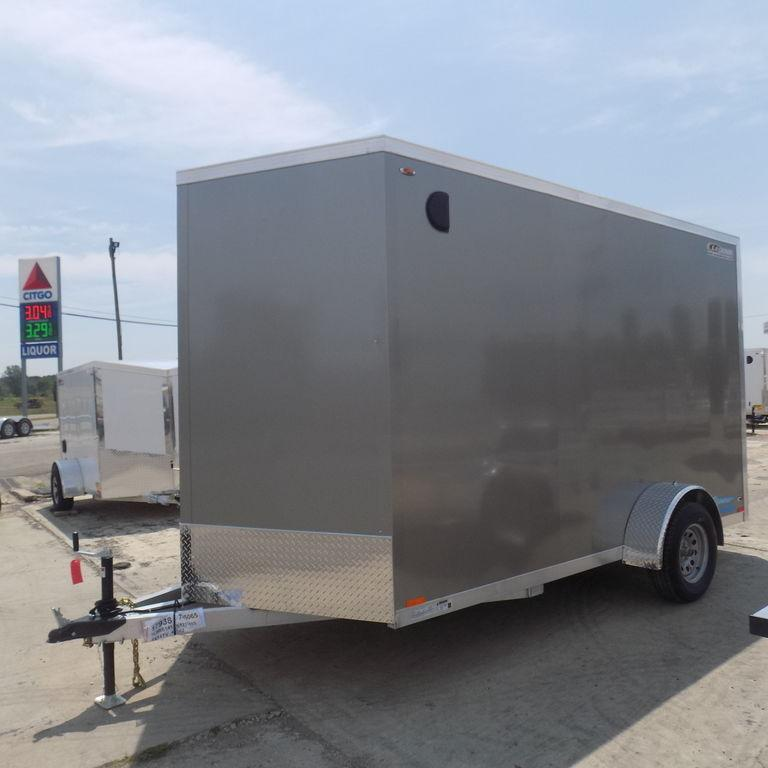New Legend Trailers Thunder V Nose 7X14TVSA30