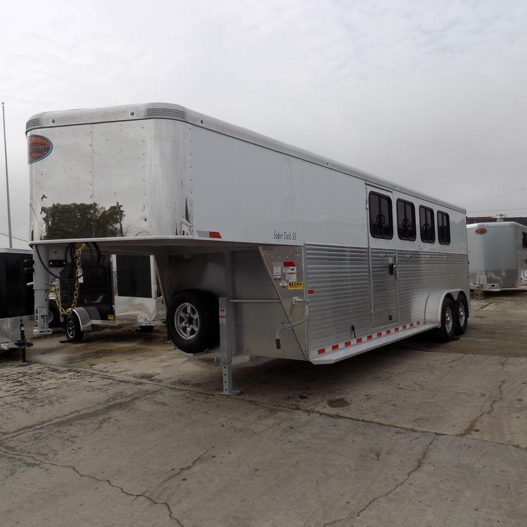 New Sundowner Trailers Super Sport Gooseneck 4H Gooseneck-Payments of $329/mo.