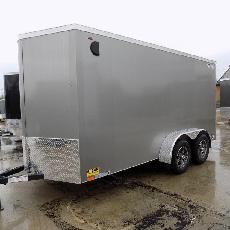 2018 Legend Trailers Cyclone 6X15STVTA35