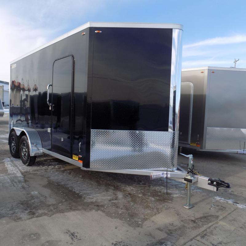 New Legend Aluminum FTV 7' x 17' Enclosed Cargo For Sale
