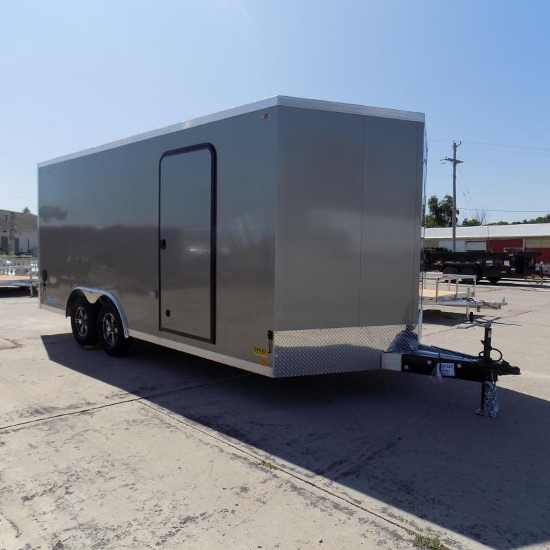 Legend Thunder Aluminum 8.5' X 20' Enclosed Cargo Trailer For Sale