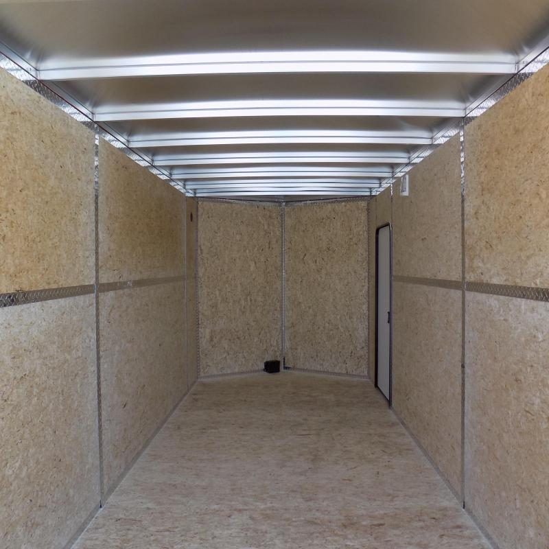 New Legend Trailers Thunder 7' X 20' All Aluminum Enclosed Cargo Trailer For Sale