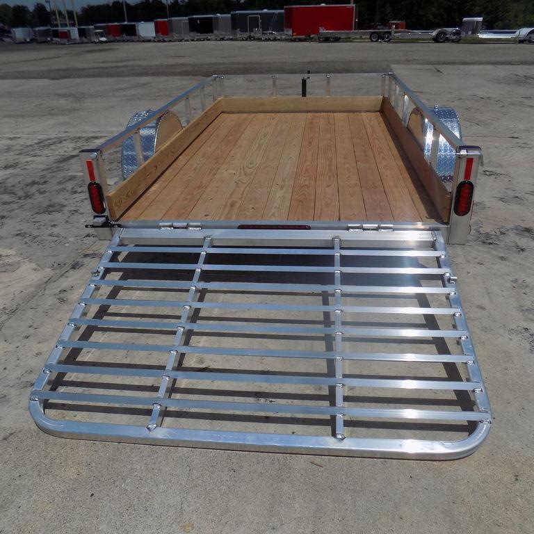 New Legend 6' x 12' Aluminum Utility Trailer for Sale in Ashburn, VA