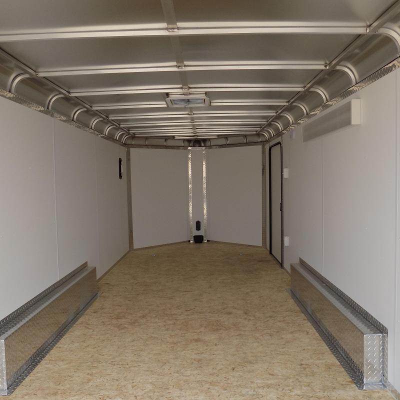 New Legend Deluxe V-Nose 8' x 21' Enclosed Cargo Trailer For Sale